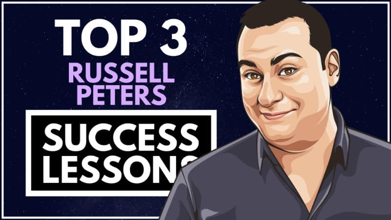 Russell Peters Success Lessons