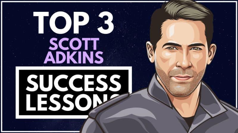 Scott Adkins Success Lessons