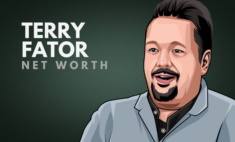 Terry Fator's Net Worth