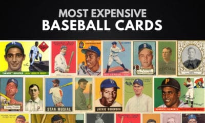 The Most Expensive Baseball Cards in the World