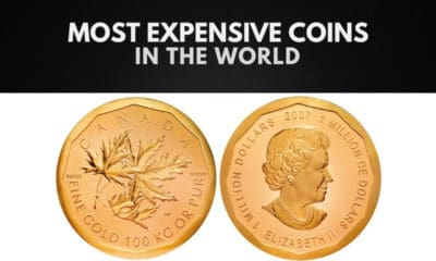 The 10 Most Expensive Coins in the World