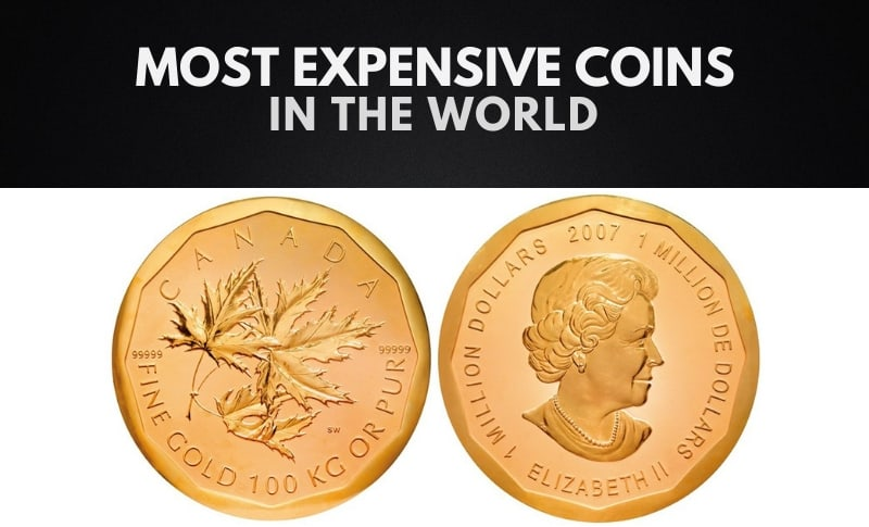 The 10 Most Expensive Coins In The World 2021 Wealthy Gorilla