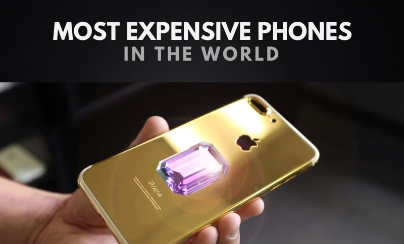 The Most Expensive Phones in the World