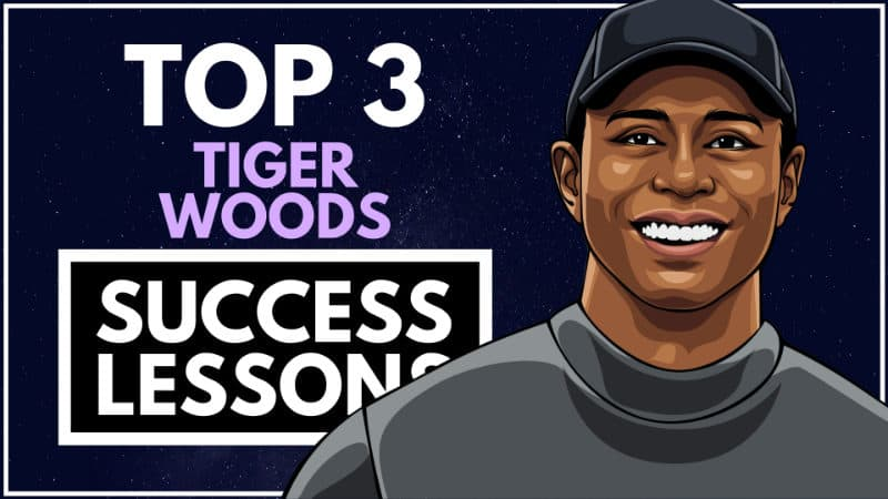 Tiger Woods Success Lessons