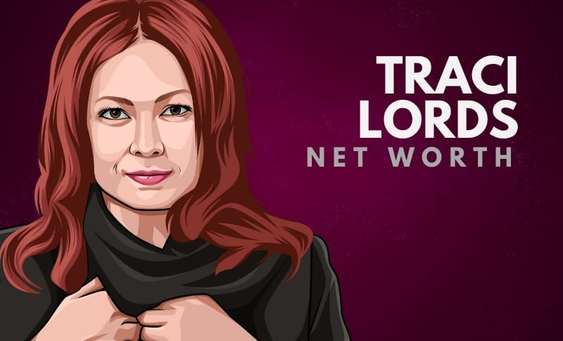 Traci Lords' Net Worth