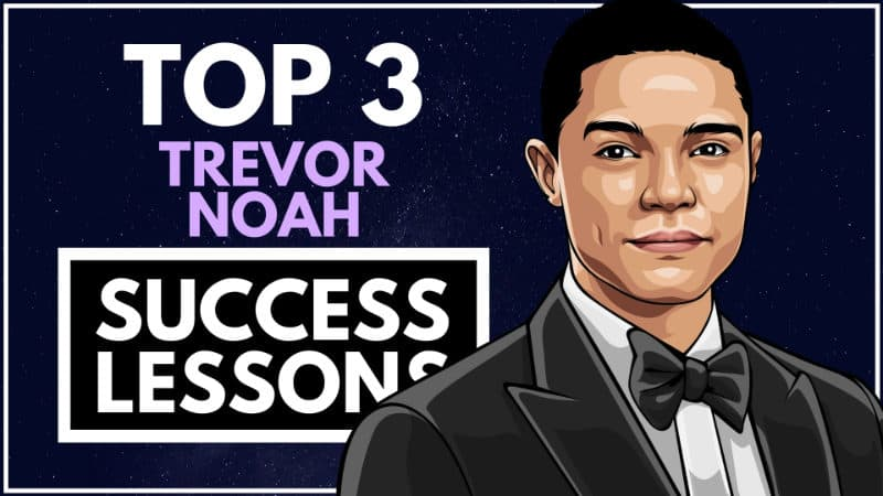 Trevor Noah Success Lessons