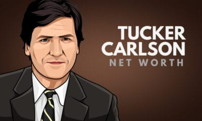 Tucker Carlson's Net Worth