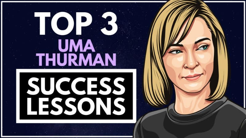 Uma Tharaman success lesson