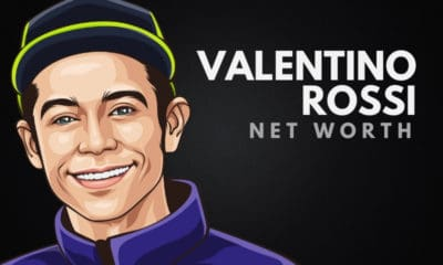 Valentino Rossi's Net Worth
