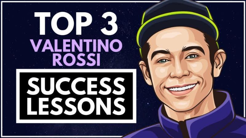 Valentino Rossi Success Lessons