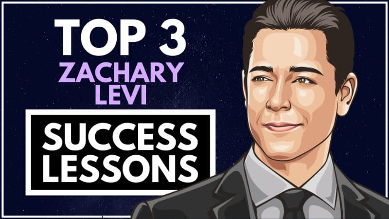 Zachary Levi Success Lessons