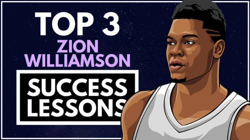 Zion Williamson Success Lessons