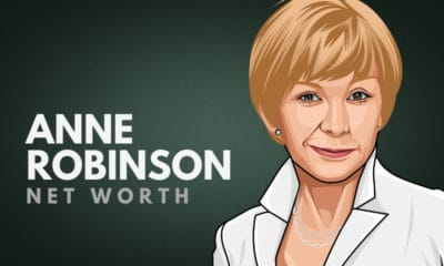 Anne Robinson's Net Worth