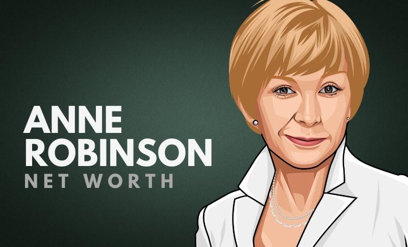 Anne Robinson's Net Worth