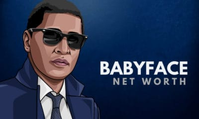 Babyface's Net Worth