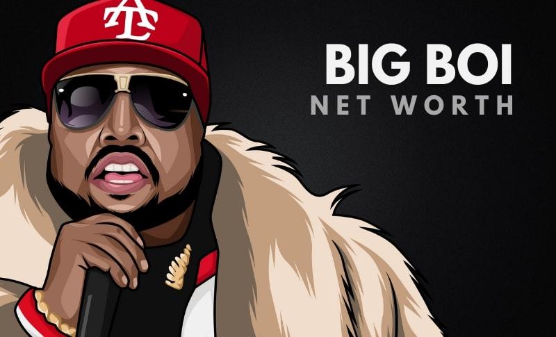 Big Boi Net Worth