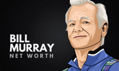 Bill Murray's Net Worth