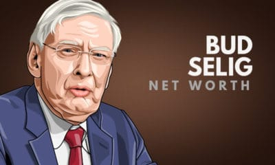 Bud Selig's Net Worth