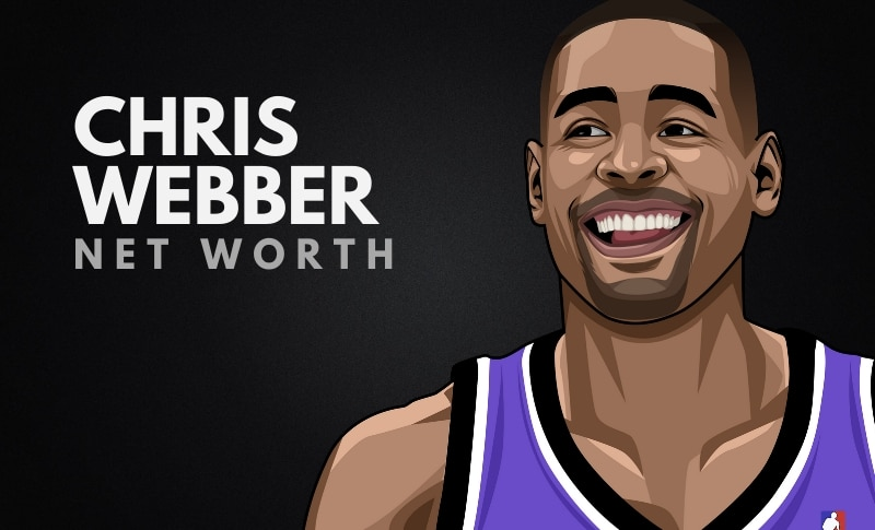 Chris Webber's Net Worth