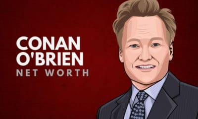 Conan O'Brien's Net Worth