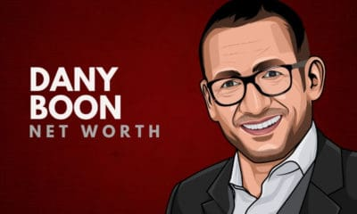 Dany Boon's Net Worth