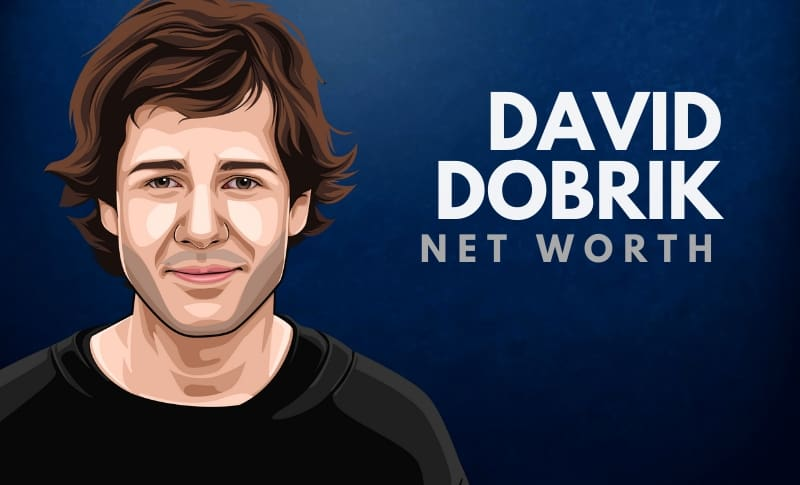 David Dobrik's Net Worth