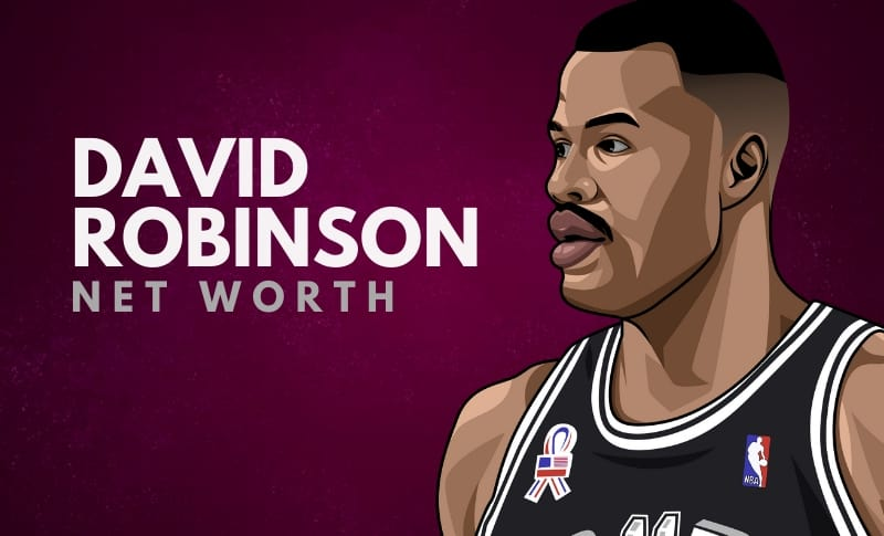 David Robinson's Net Worth