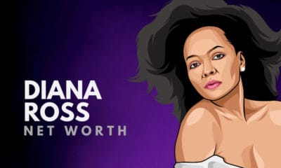 Diana Ross' Net Worth
