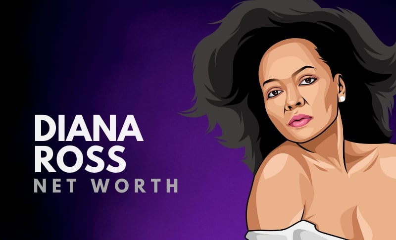 Diana Ross' Net Worth