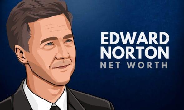 Edward Norton's Net Worth