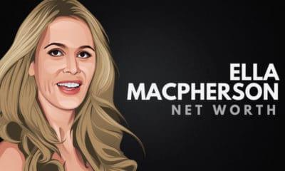 Ella Macpherson's Net Worth