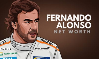Fernando Alonso's Net Worth