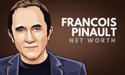 Francois Pinault's Net Worth