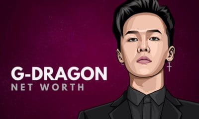 G-Dragon's Net Worth