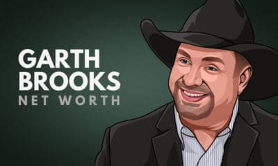 Garth Brooks' Net Worth