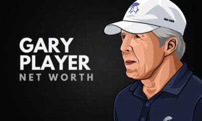 Gary Player's Net Worth