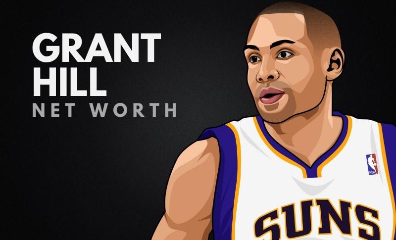 Grant Hill's Net Worth