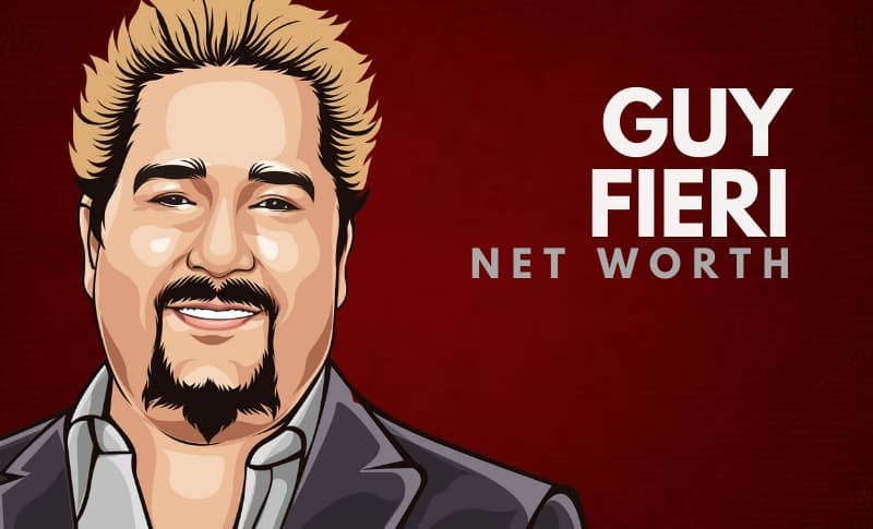 Guy Fieri's Net Worth
