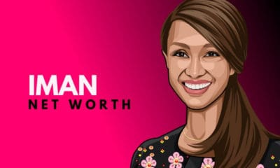 Iman's Net Worth