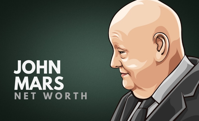 John Mars' Net Worth