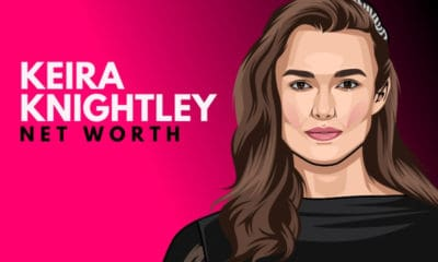 Keira Knightley's Net Worth