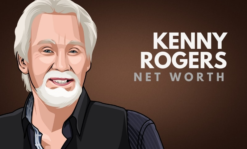 Kenny Rogers' Net Worth