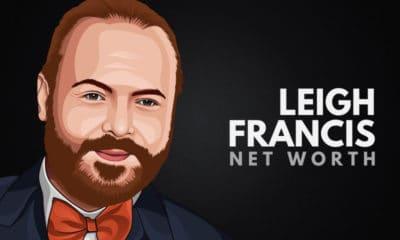Leigh Francis' Net Worth
