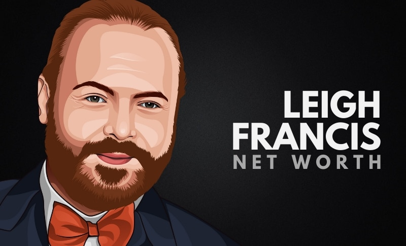 Leigh Francis' Net Worth