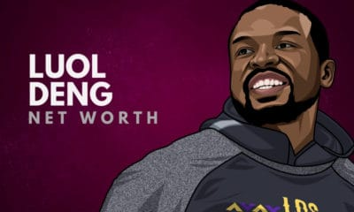 Luol Deng's Net Worth