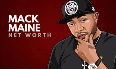 Mack Maine's Net Worth