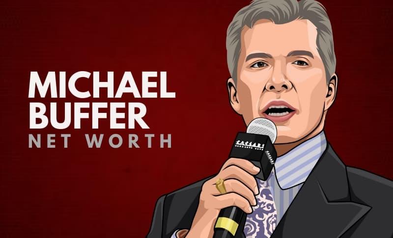 Michael Buffer's Net Worth