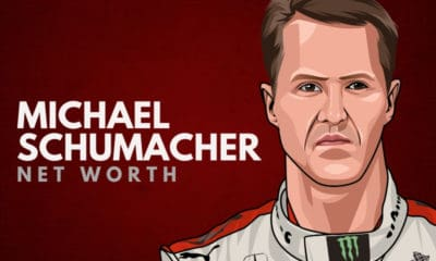Michael Schumacher's Net Worth