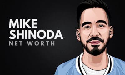 Mike Shinoda's Net Worth