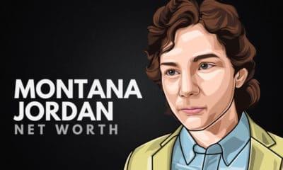 Montana Jordan's Net Worth